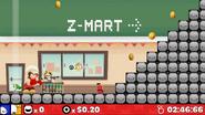 Z-Mart Startled Zane