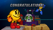 SSF2 - All-Star mode - Mega Man (early)