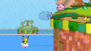 Pichu on the cloud