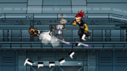 Renji attacks 2