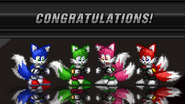 SSF2 - All-Star mode - Tails