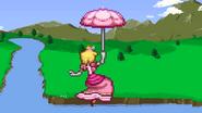 SSF2 Peach - Peach Parasol