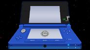 3DS Cobalt Blue