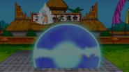 Meteor Combination Spirit Bomb