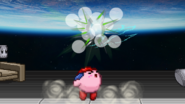 Kirby - PK Flash from Ness