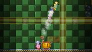 Cook Kirby away