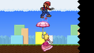 Peach Parasol attack