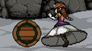 Dodging over DK's barrel