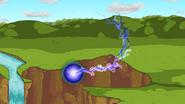 PK Thunder Projectile