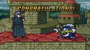 SSF2 - Classic mode - Meta Knight (early)