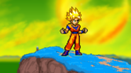 Goku sprite