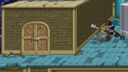 The door on Chaos Shrine