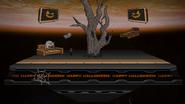 Waiting Room - Halloween