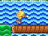 Super Sonic (Super Smash Flash)