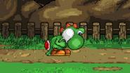 Yoshi's grab