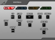 SSF2 Demo Control menu v0.6-7
