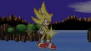 SSF2 Sonic - Super Sonic