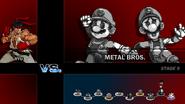 SSF2 - Metal Bros. appear
