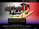 Super Smash Flash 2 Demo/Version 0.8b