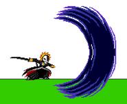 Kuroi Getsuga - early