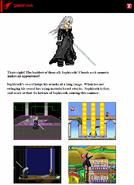 Sephiroth in DOJO!!!