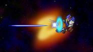 Falco Blaster Midair