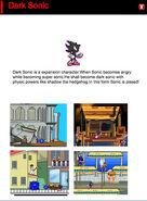 Dark Sonic in DOJO!!!