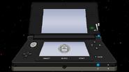 3DS Cosmos Black