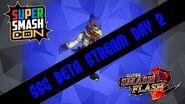 SSF2 Beta Super Smash Con Livestream Day 2