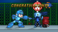 SSF2 - Classic mode - Mega Man