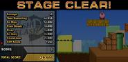 SSF2 Solo results screen