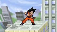 Goku's second old design