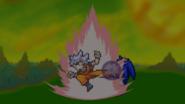 Meteor Combination Mastered Ultra Instinct