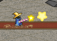 Star Rod early attack