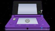 3DS Midnight Purple