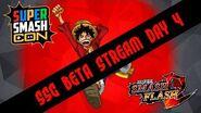 SSF2 Beta Super Smash Con Livestream Day 4