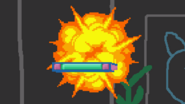 Flammable Waft Explosion