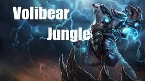 League Of Legends Volibear Jungle (20 and 2)