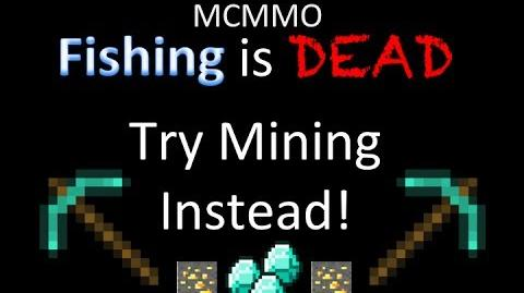 NEVER WASTE TIME FISHING in Minecraft