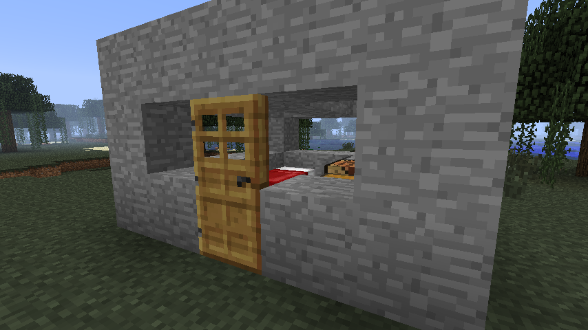 Cheap, safe house