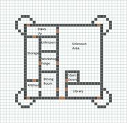 Minecraft Castle Blueprint