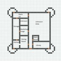 minecraft castle walls blueprints
