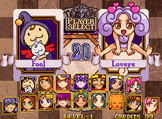 MDIII Player Select