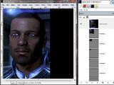 Textures in Mass Effect