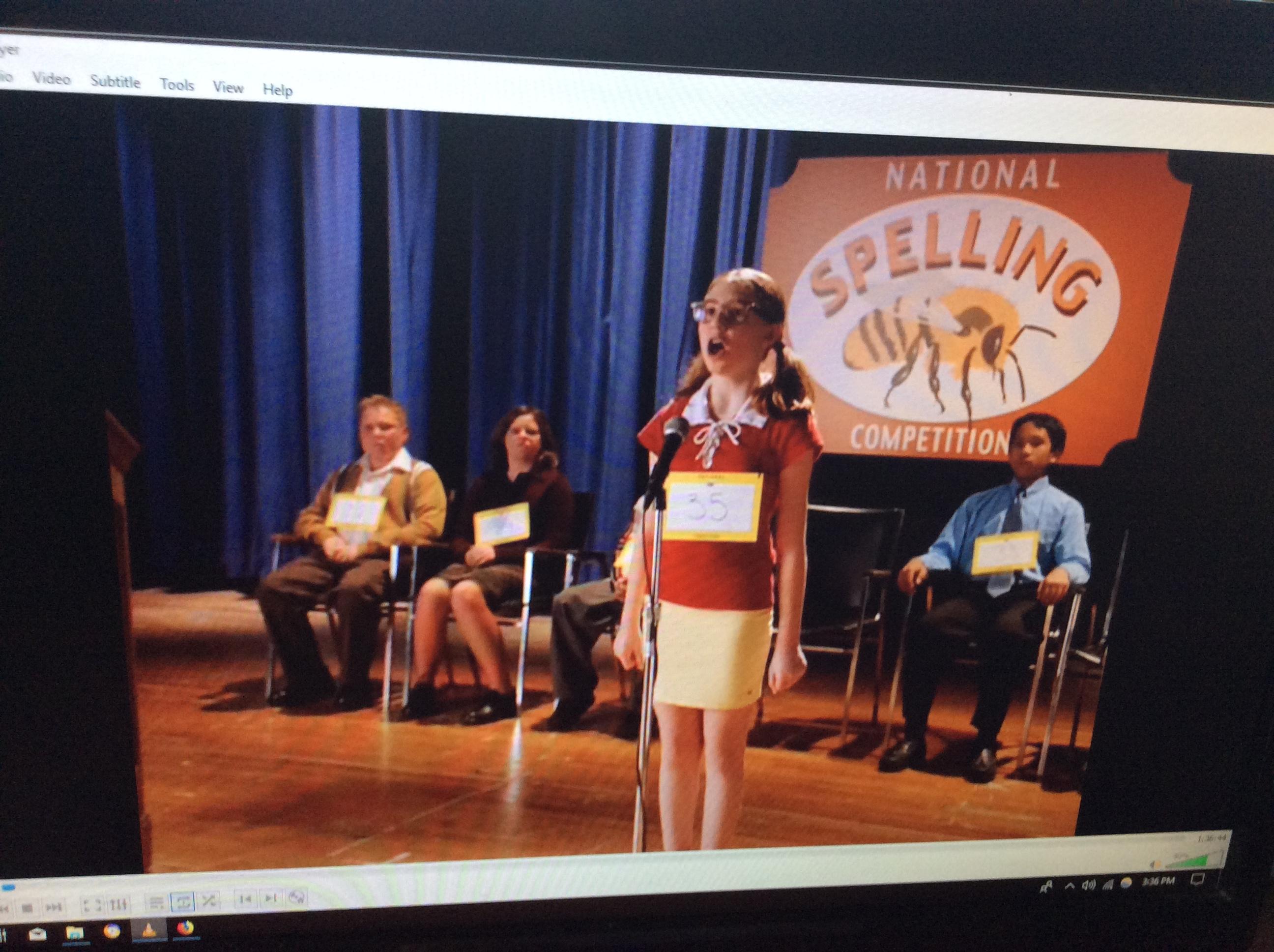 Spelling Girl