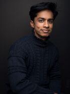 11 RW Rajiv Surendra c Luke Fontana