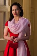 Lou Red dress