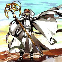 Cyborg Li Syaoran (Lord Omniverse)
