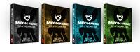 MechMice BookCoverDesigns