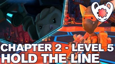 Mech Mice Chapter 2 Level 5 - Hold The Line HD